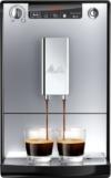 Melitta E 950-103 Kaffeevollautomat Caffeo Solo mit Vorbrühfunktion, silber/schwarz -