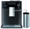 Melitta E970-205 Eleganter Kaffeevollautomat Caffeo CI Special Edition, Isolier-Milchbehälter, 15 bar, Hochglanz-Lackierung in Edelstahloptik -
