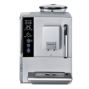 Siemens TE501501DE Kaffeevollautomat EQ.5 (1600 W, Keramik-Mahlwerk, Dampfdüse) silber -