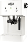 Gaggia RI8423/21 Gran Gaggia Style Kaffeemaschine, weiß -