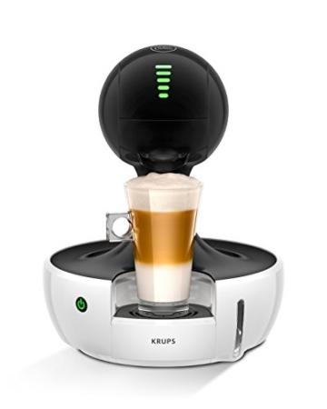 Krups KP 3501 Nescafé Dolce Gusto Drop Kaffeekapselmaschine (automatisch) weiß -